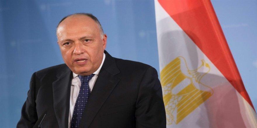 Mısır'dan Kudüs tepkisi