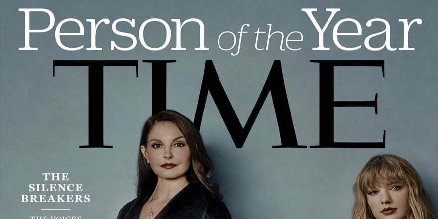 Time dergisi yılın 'kişilerini' seçti