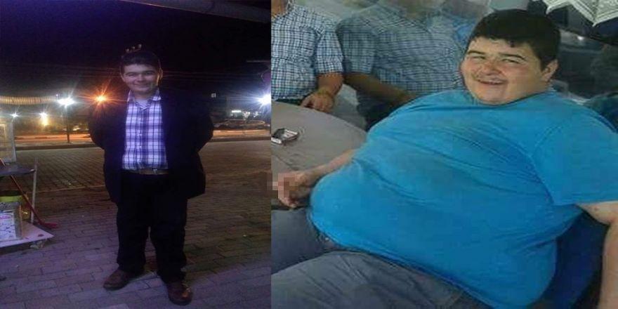 Sevdiği kız için 102 kilo verdi