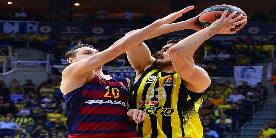 Fenerbahçe Doğuş Barca deplasmanında
