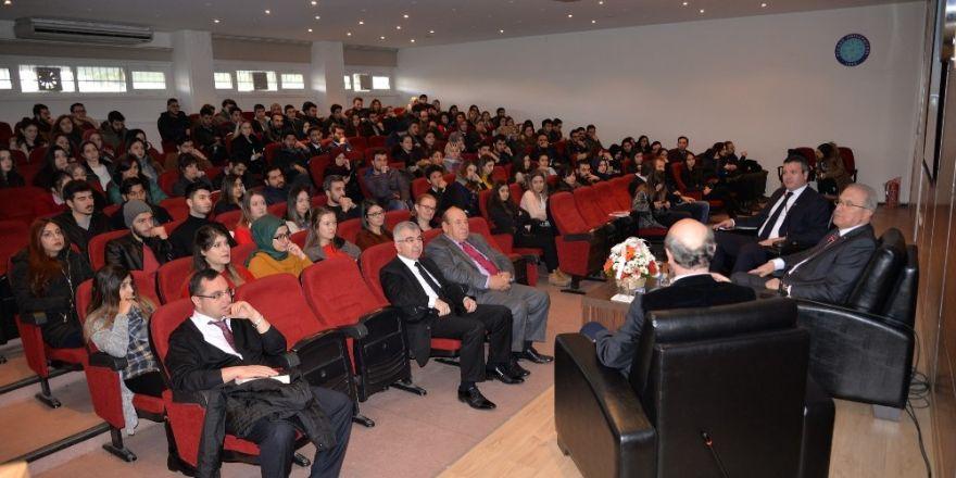 Bursalı sanayiciler üniversiteli öğrencilerle buluşuyor
