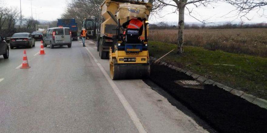 İlçelerde yolların onarım ve bakımı yapılacak