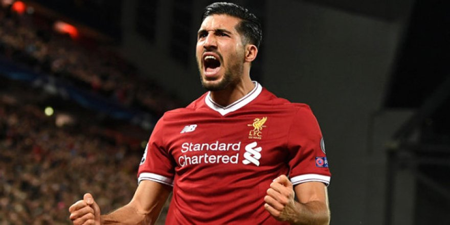 Emre Can, İtalyan devine transfer oluyor