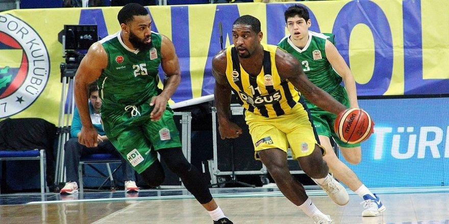 Fenerbahçe Doğuş: 85 - Yeşilgiresun Belediyespor: 72