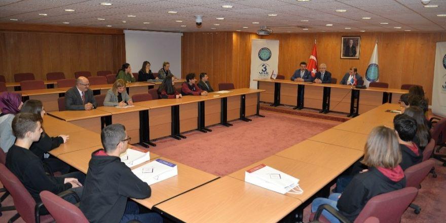 Uludağ Üniversitesi, geleceğin bilim adamlarıyla ortak projesi