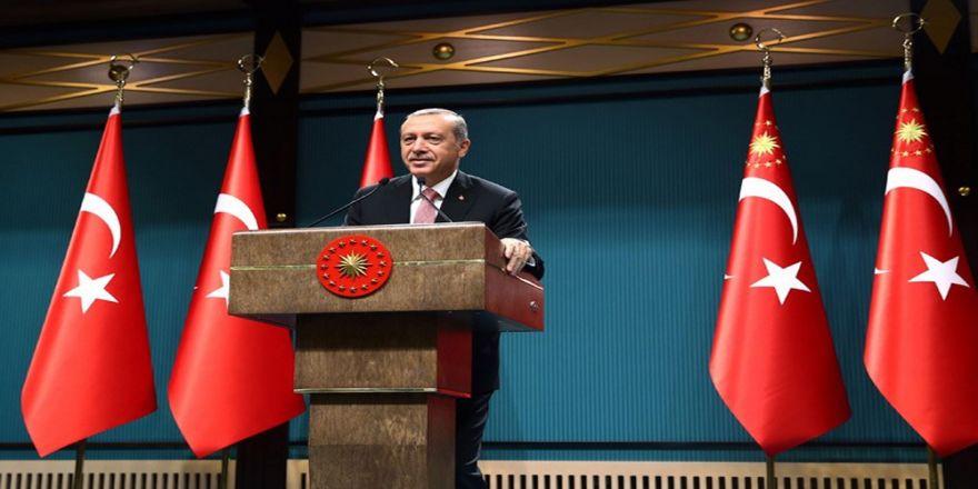 """Erdoğan'dan """"Hanuka Bayramı"""" mesajı"""