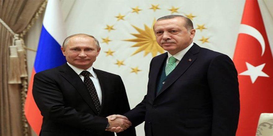 """""""Kudüs konusunda Putin'le benzer yaklaşım içindeyiz"""""""