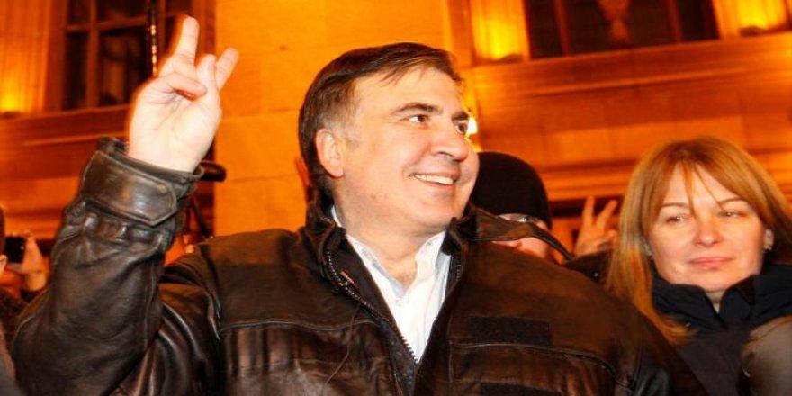 Saakaşvili: Siyasi sığınma istemeyeceğim