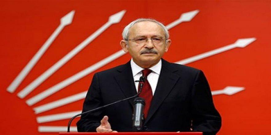 Kılıçdaroğlu, Meclis'e önerge verdi