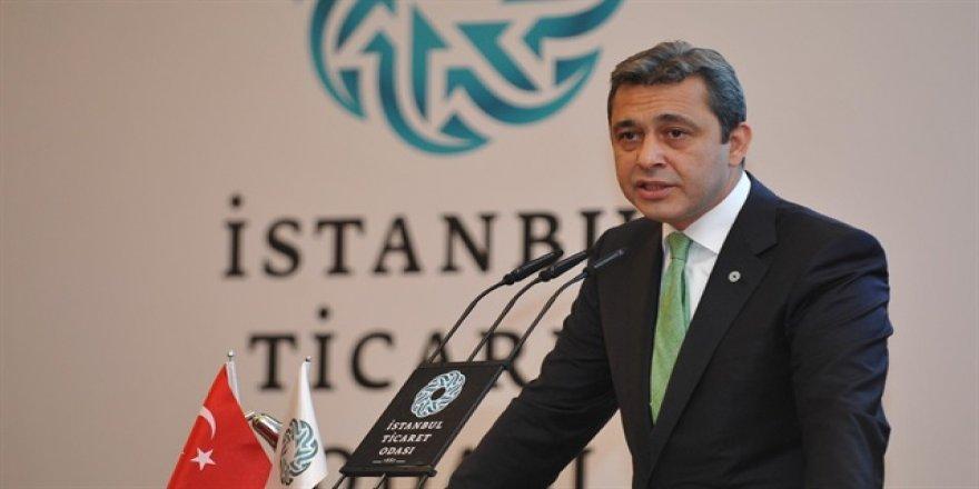 Türk iş dünyasından 'İbrahim Çağlar' mesajları