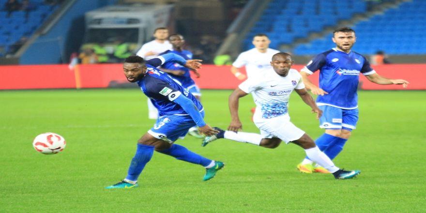Trabzonspor güle oynaya turladı