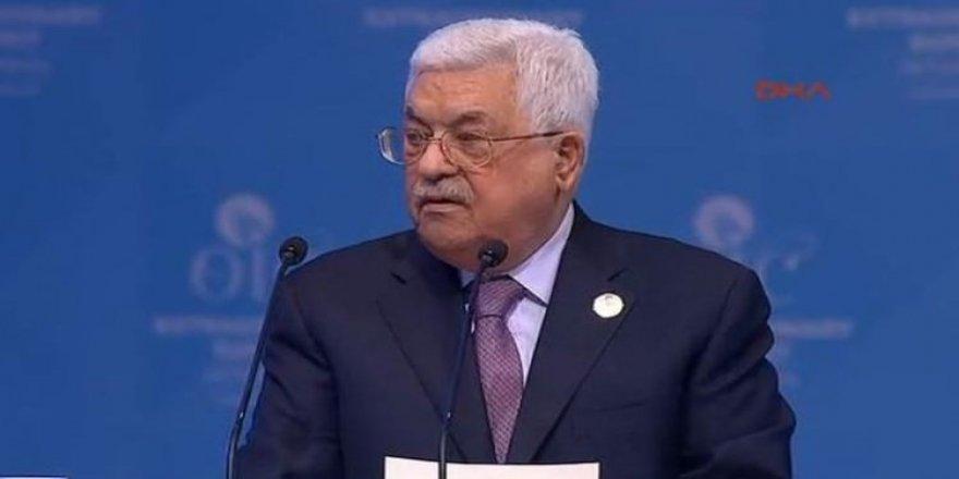 Mahmud Abbas, meydan okudu!