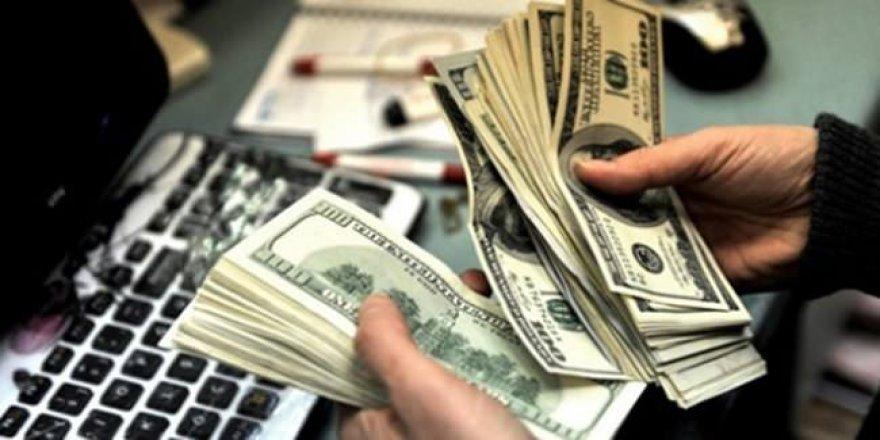 Kısa vadeli dış borç stoku Ekim'de yükseldi