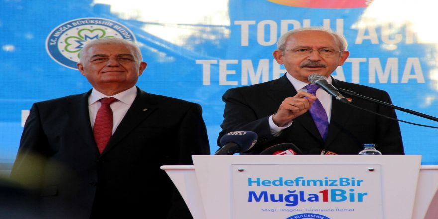 "Kılıçdaroğlu: ""Filistin bizim milli davamızdır"""