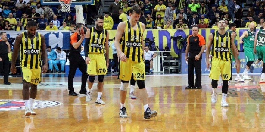 Fenerbahçe Doğuş 89- 90 Zalgiris Kaunas