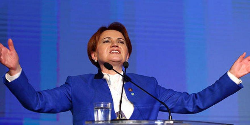 Meral Akşener'den Soylu'ya tepki