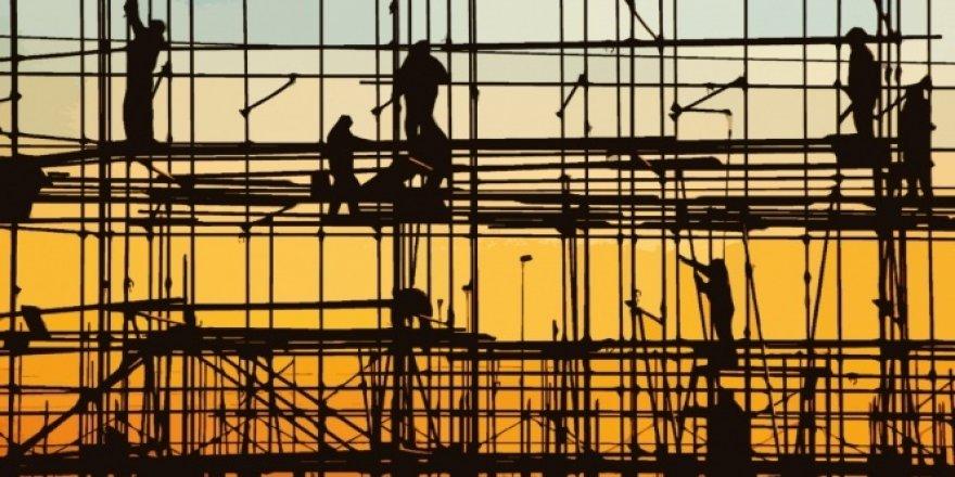 İnşaat sektöründe ciro yüzde 27,1 arttı