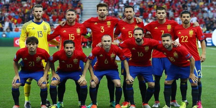 İspanya, Dünya Kupası'ndan men edilebilir