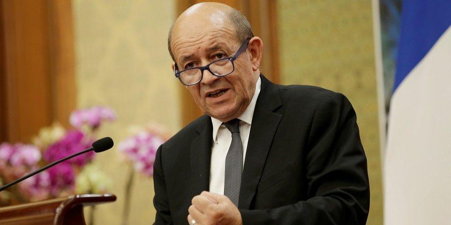 Fransız Bakan: Büyükelçiliğimiz Tel Aviv'de kalacak