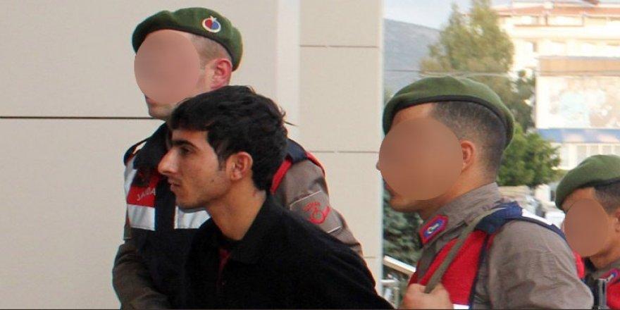 Gözaltına alınan terörist intihar etti