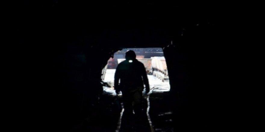 Soma'da madende iş kazası: 1 ölü