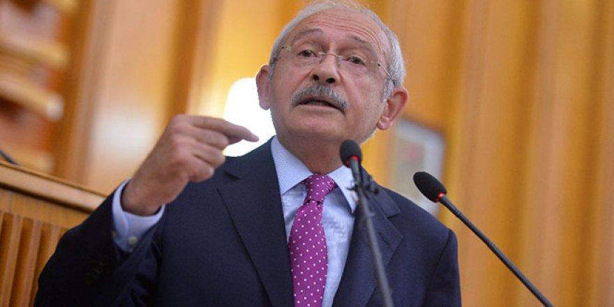 Kılıçdaroğlu'ndan, Yılmaz ailesine taziye telefonu