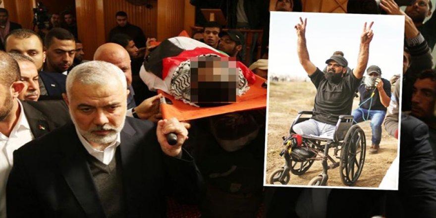 2 Filistinli son yolculuğuna uğurlandı