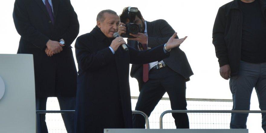 Erdoğan'dan FETÖ yandaşlarına ikaz!