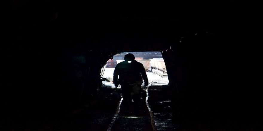 Madende iş kazası: 1 ölü