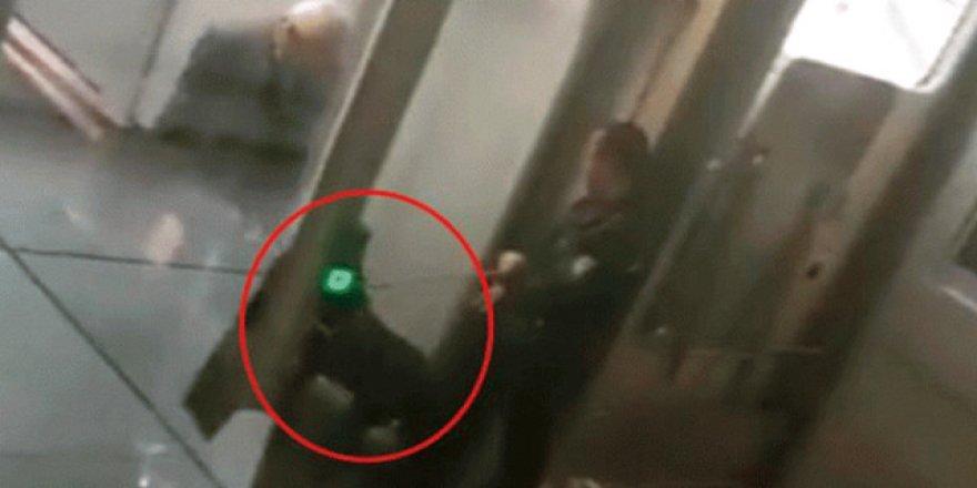Almanya'da skandal! Türk yolculara taciz