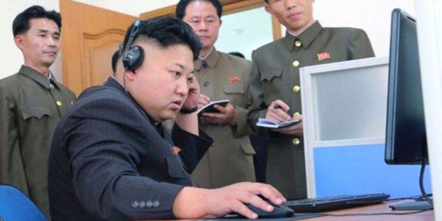 Kuzey Kore'den bitcoin vurgunu