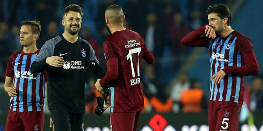 Trabzonspor, 6 yıllık hasreti sonlandırdı