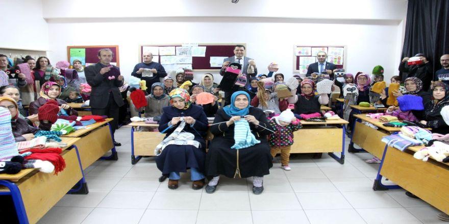 Doğudaki öğrencileri ısıtan destek