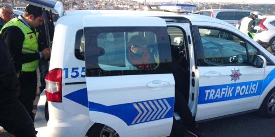 Haliç köprüsünde 3 araca çarpan sürücüde ''Bonzai'' iddiası