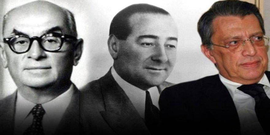 3 Başbakan, 3 intihar