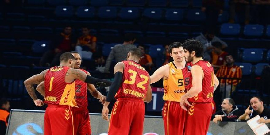 Galatasaray Odeabank, Lietkabelis deplasmanında