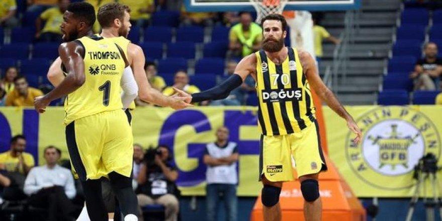 Fenerbahçe Doğuş'un konuğu Kızılyıldız