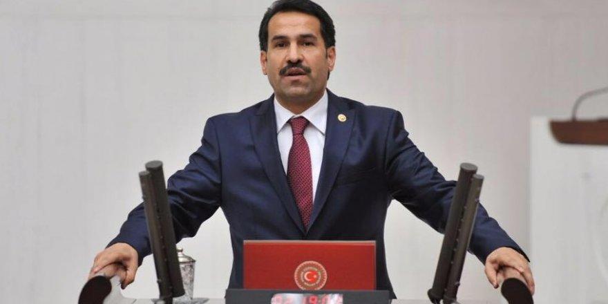 Yaman, AK Parti grubu adına konuştu