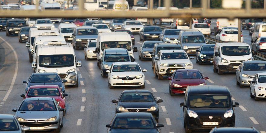 Zorunlu trafik sigortası olmayan araç sayısı 7,9 milyon