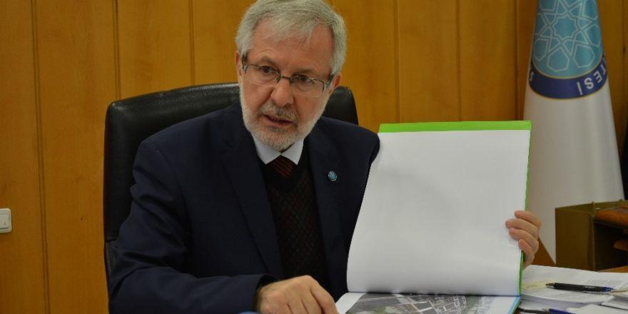 Uludağ Üniversitesi'ne bin dairelik lojman