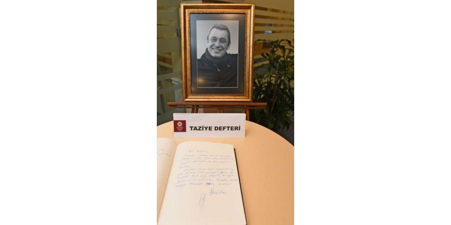 İTO'nun yeni Başkanı Öztürk Oran'ın kaleminden taziye