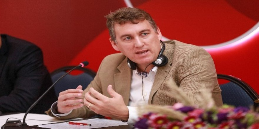 Vodafone Türkiye CEO'su Deegan'dan 2017-18 değerlendirmesi