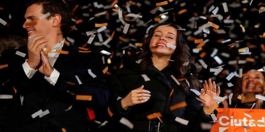 Katalonya'da ayrılıkçılar kazandı