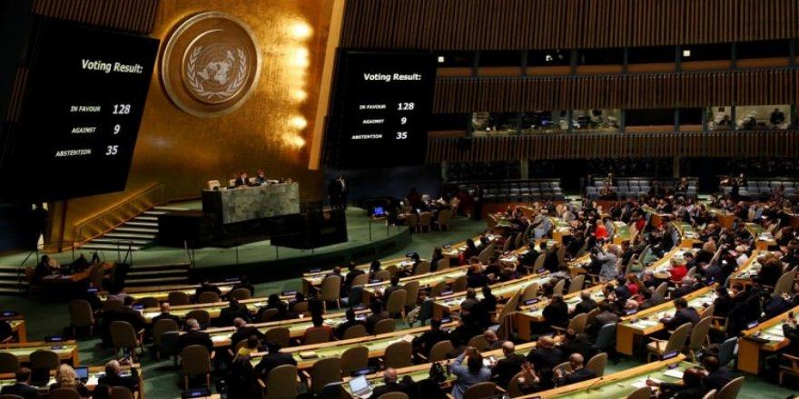 BM, Yemen'de sivillerin hedef alınmasını kınadı