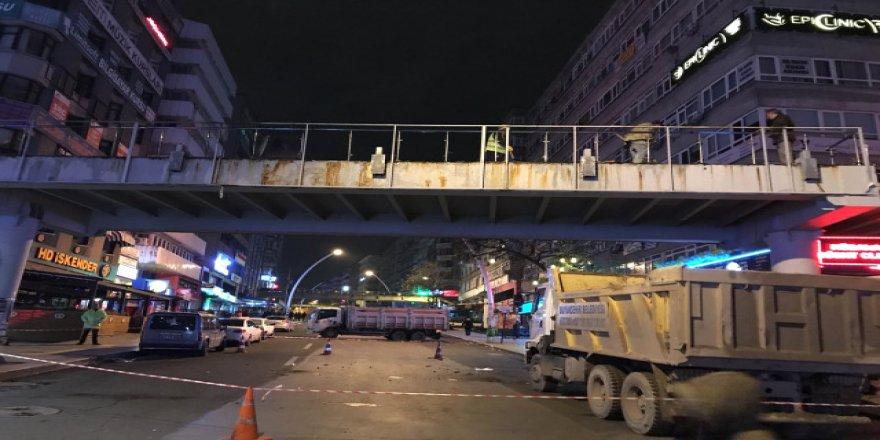 Ankara'da gece yarısı operasyonu!