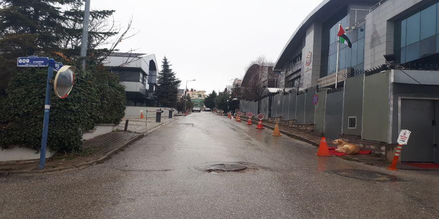 O sokağın ismi 'Fahrettin Paşa' olacak