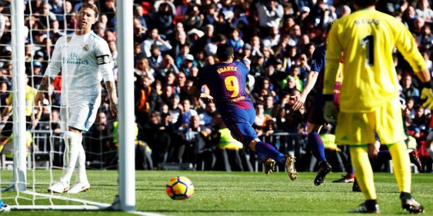 Barcelona'dan tarihi fark