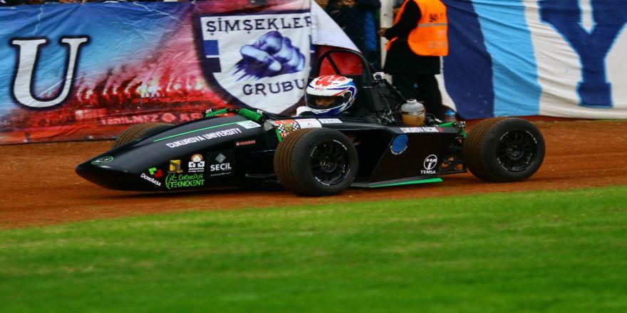 Statta 'Formula 1' heyecanı