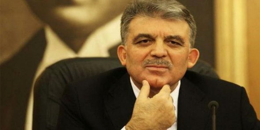 Abdullah Gül'den yeni KHK ile ilgili paylaşım!