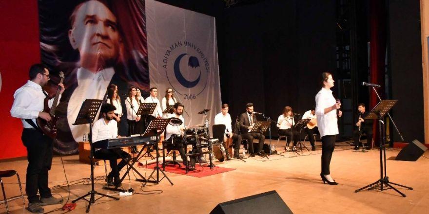 Adıyaman Üniversitesinde Türk Müziği konseri